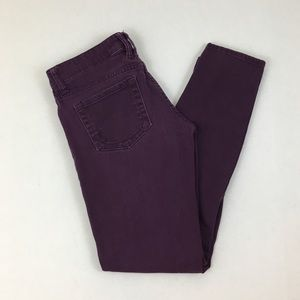 Kut From The Kloth Sienna Skinny Jeans Purple